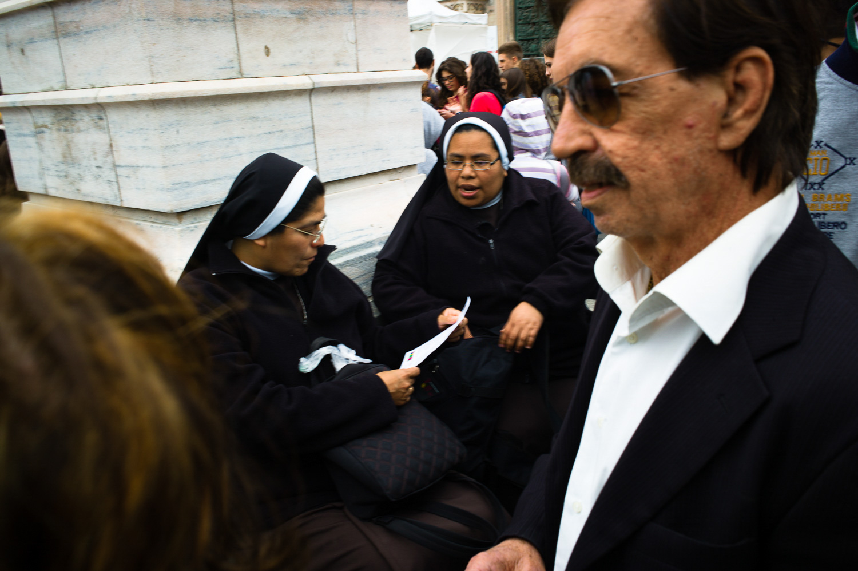 09 - Nunnies with Garcia Lorca