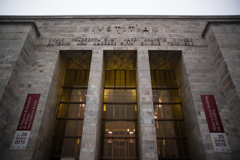 Palazzo di Giustizia di Milano