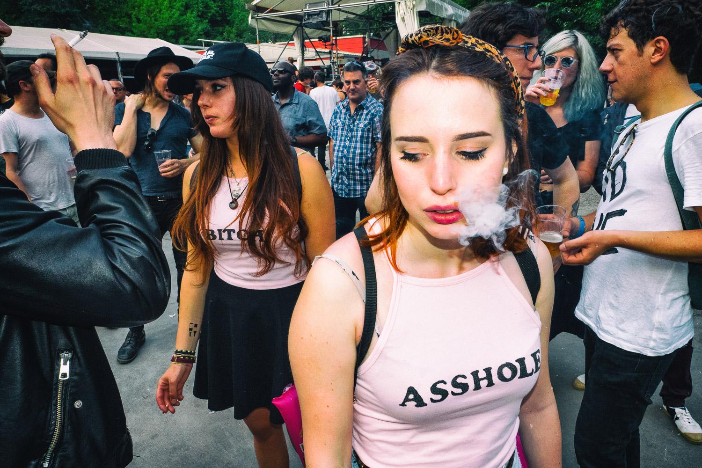 Asshole and Bitch